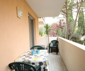 APPARTEMENT RIVIERA - VALLAURIS